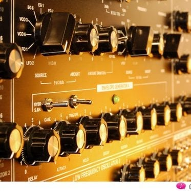GRP A8 Synthesizer