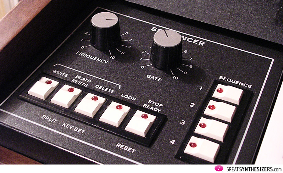 One of the best sequencers ever made ...