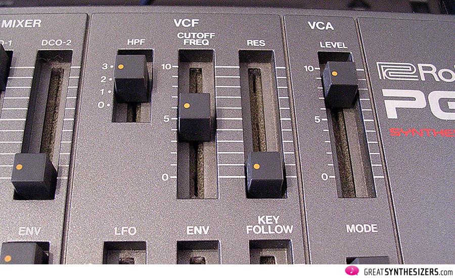 Roland PG-800 Programmer