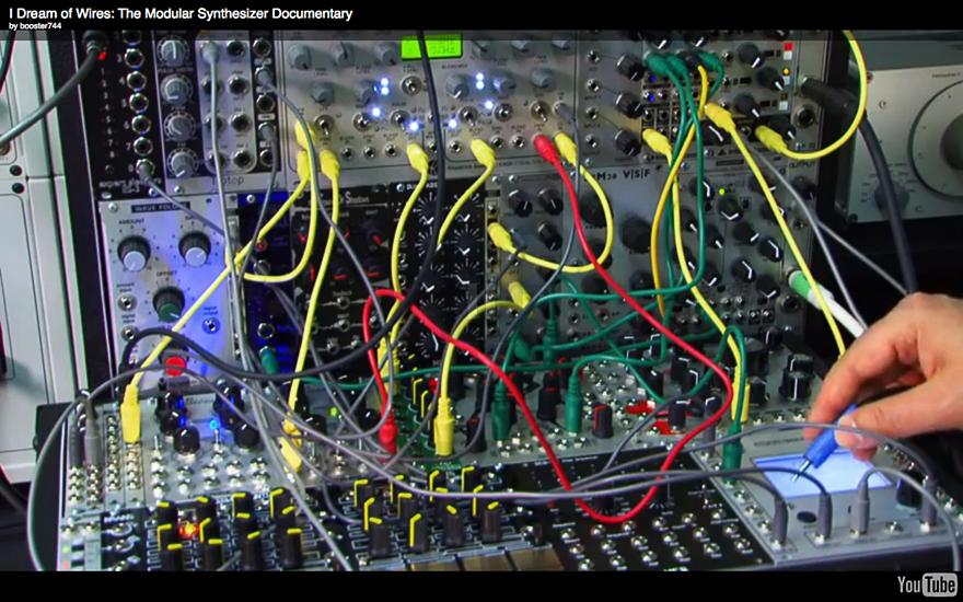 Modular Synthesizer Documentary : i dream of wires the modular synthesizer documentary greatsynthesizers ~ Russianpoet.info Haus und Dekorationen