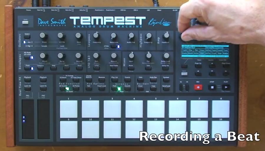 Roger Linn & Dave Smith - Tempest