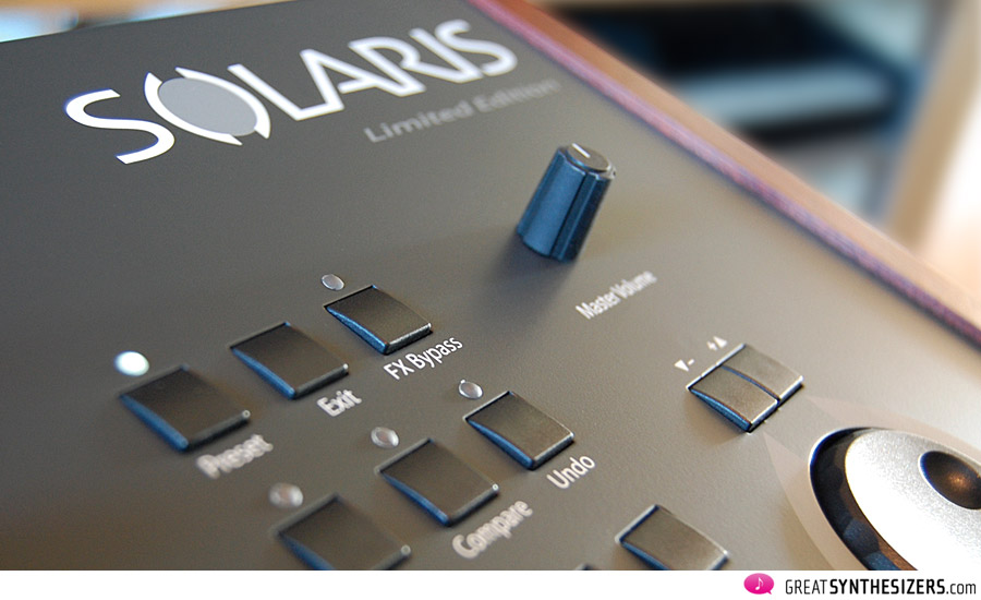 John Bowen Solaris Synthesizer
