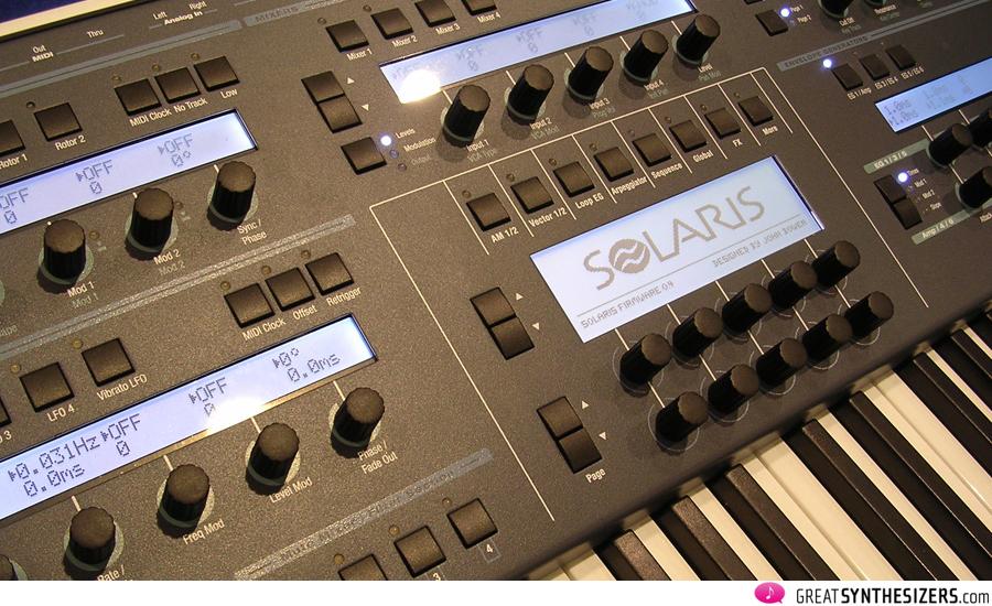 Solaris Prototyp