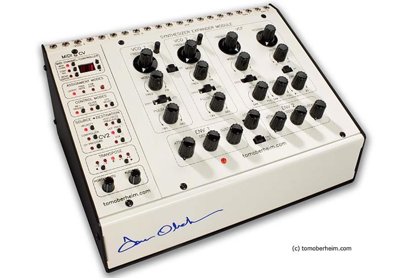 SEM Pro Synthesizer Module