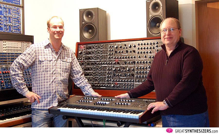 Theo Bloderer - Solaris Synthesizer - John Bowen