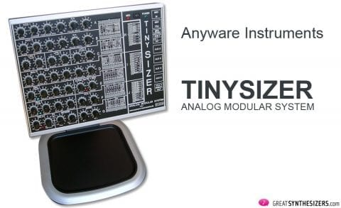 Anyware Instruments Tinysizer - Analog Modular System