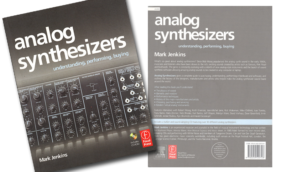 Mark Jenkins - Analog Synthesizers