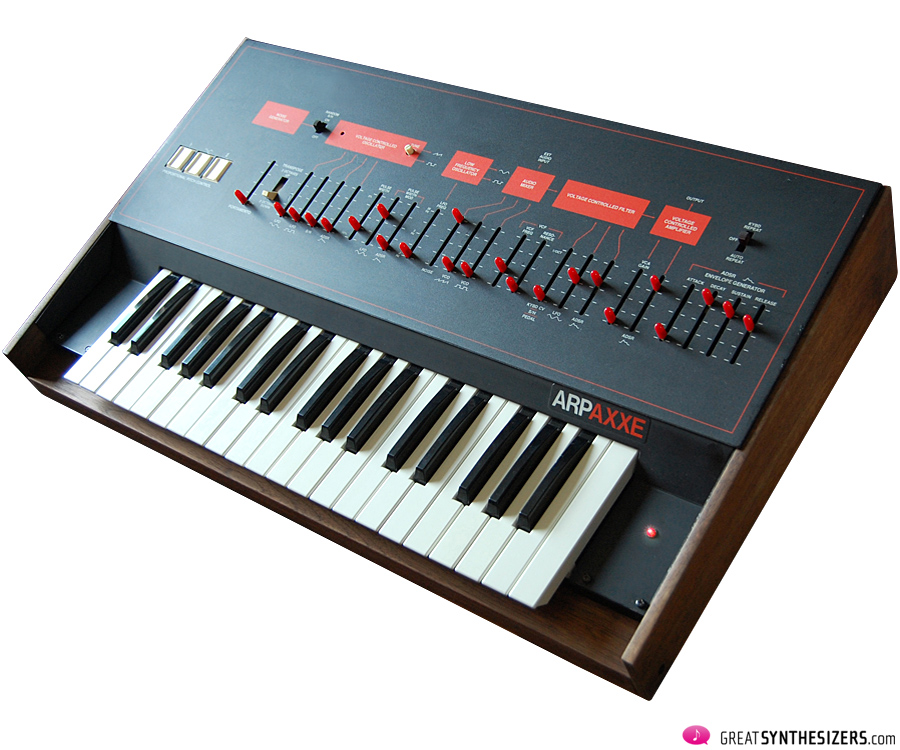ARP Axxe Synthesizer - small is beautiful