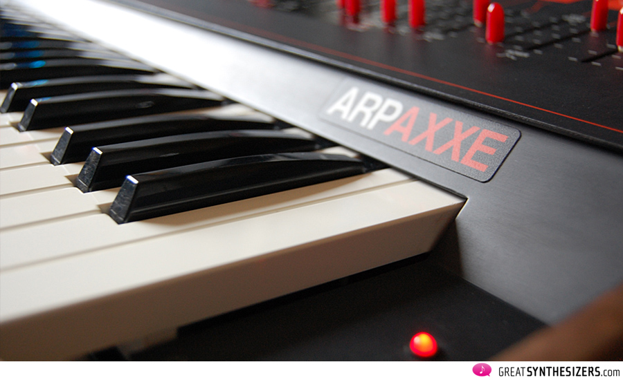 ARP Axxe Synthesizer