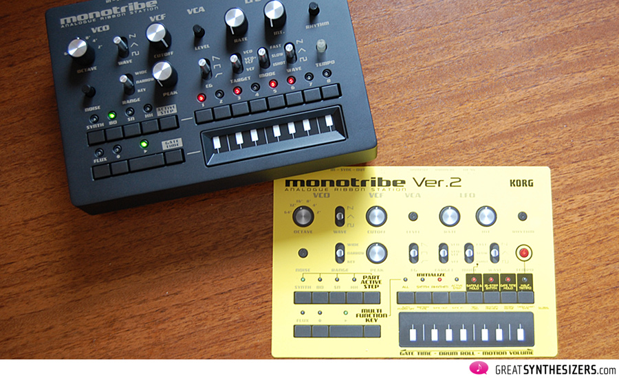 Korg Monotribe Version 2