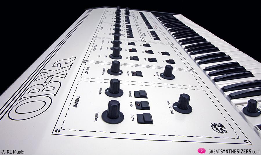 OBERHEIM OB-Xa - The Sound Co