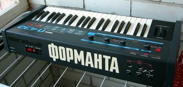 Online Museum of Russian Synthesizers – GreatSynthesizers