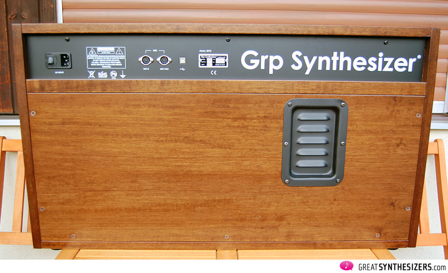 GRP A4 Synthesizer
