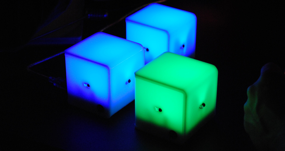 Percussa Audiocubes