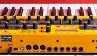 Mopho Keyboard Ein- und Ausgänge