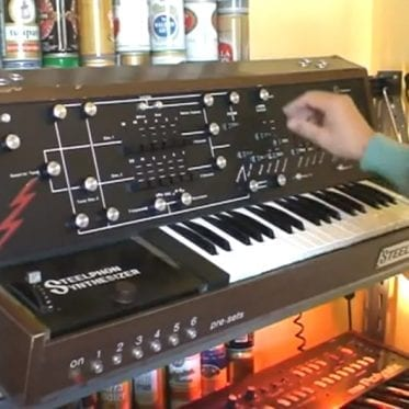 S900 Steelphon Synthesizer