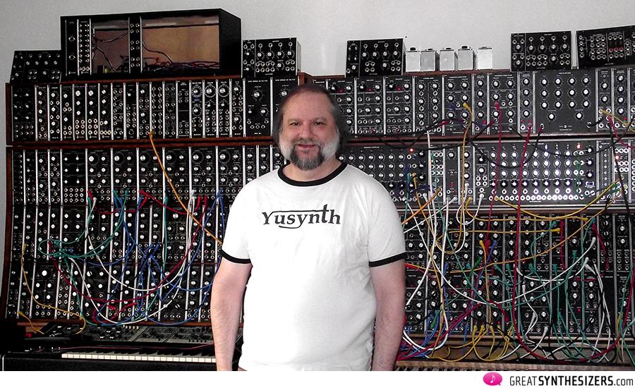 Yves Usson (aka yusynth)