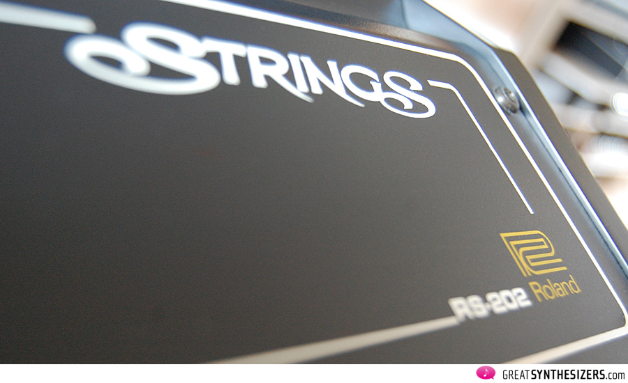 Roland RS-202 – a string machine full of character