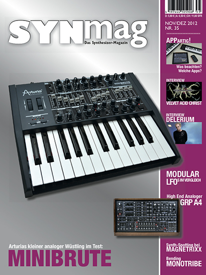 SYNmag - Synthesizer-Magazin