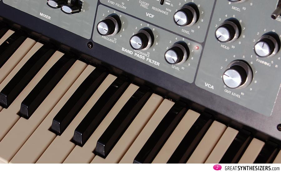 Roland-SH5-BandPassFilter