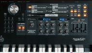 Roland V-Synth 5.2 rechts
