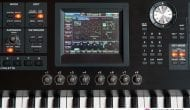 Roland V-Synth 11 Display