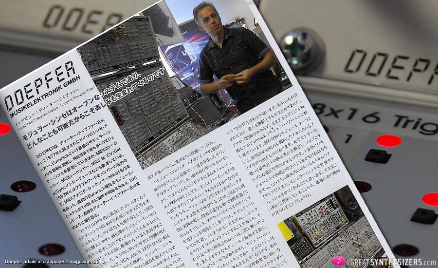 DieterDoepfer-JapaneseMagazin