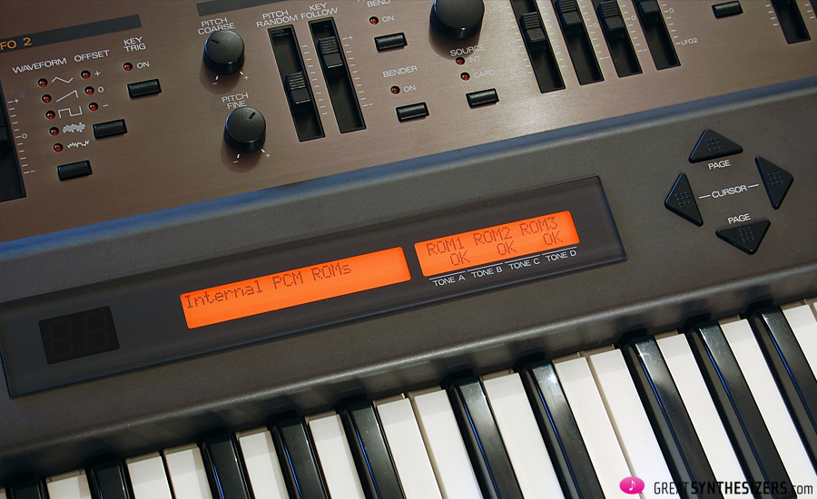 Jd 800 Roland S Digital Classic Greatsynthesizers