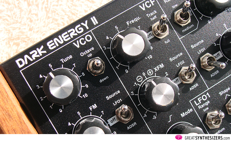 Dark-Energy-II-VCO