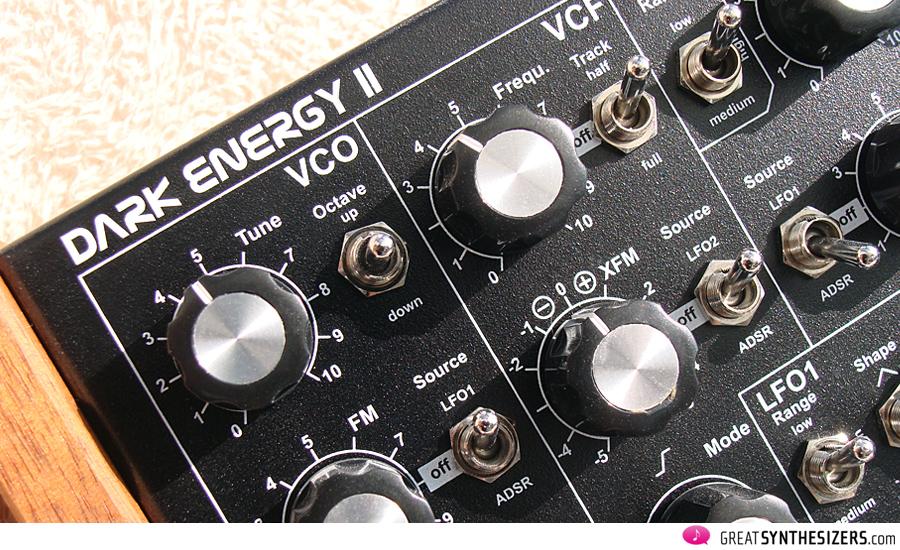 Dark-Energy-II-VCO