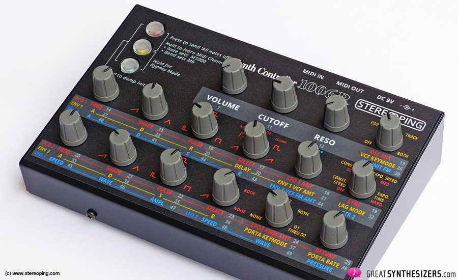 Stereoping-Controller-Matrix-Front