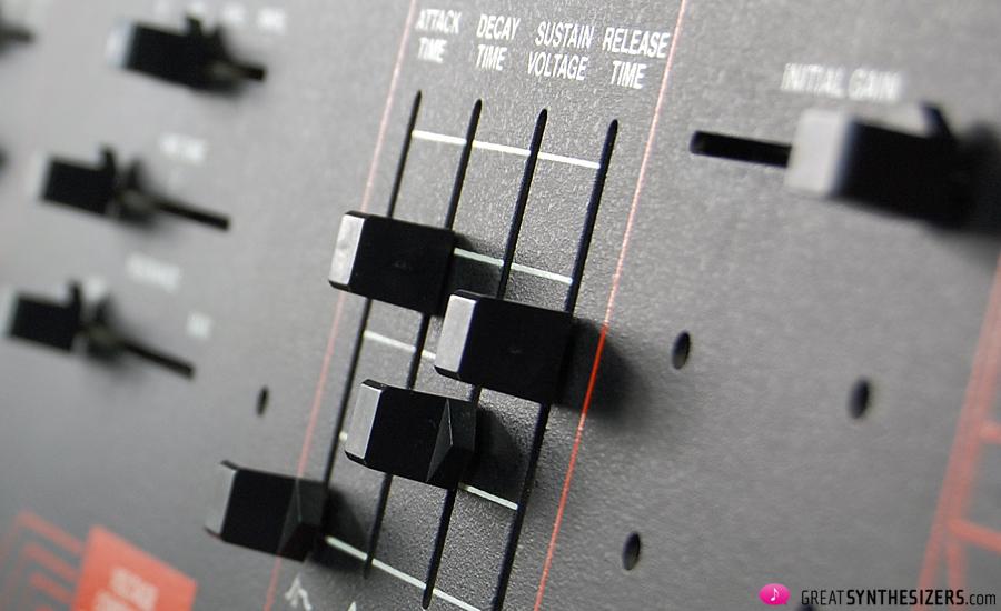 ARP2600-ADSR