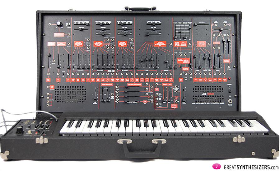 ARP2600-Complete