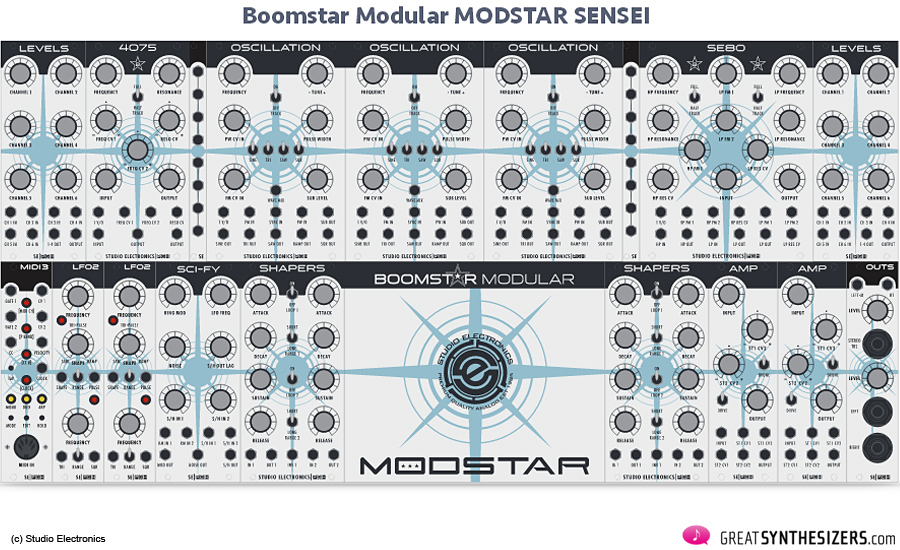 Studio-Electronics-Modstar-Sensei