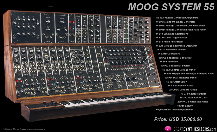 Moog-System55-Synthesizer
