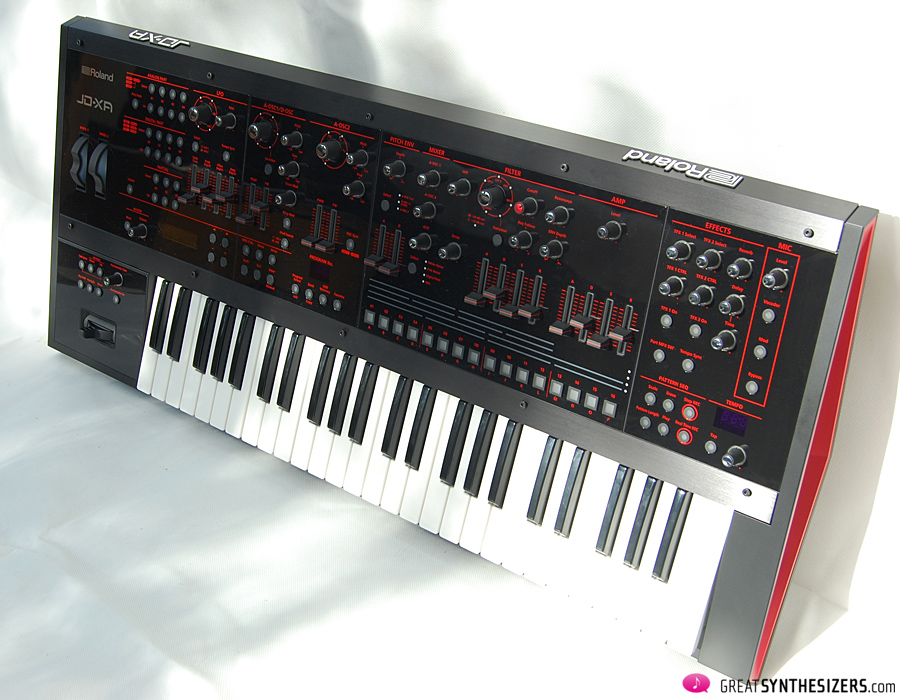 Roland-JDXA-Synthesizer
