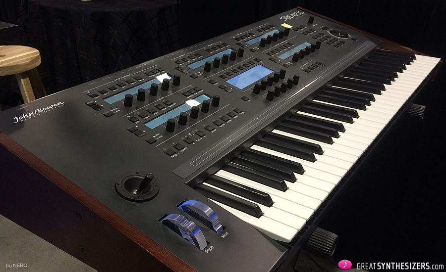 NAMM Report 2016 – Part 1 – GreatSynthesizers