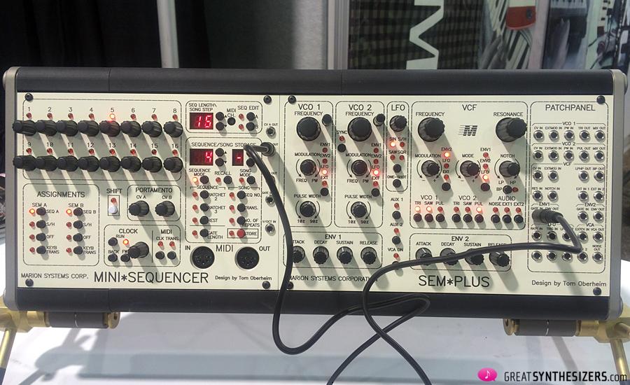 NAMM2016-Oberheim6