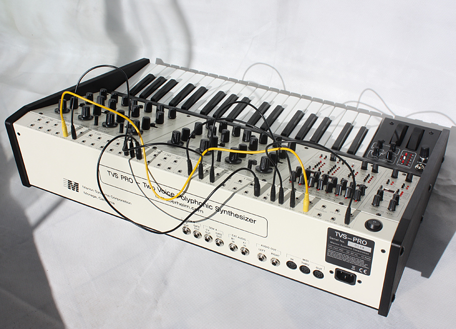 Oberheim Two Voice Pro – the analog dream-synth