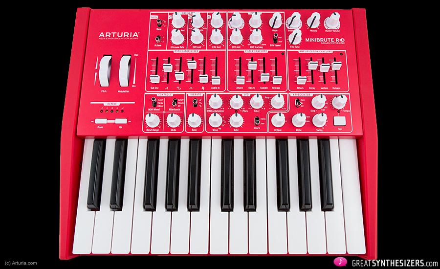Arturia-MiniBrute-RED-1