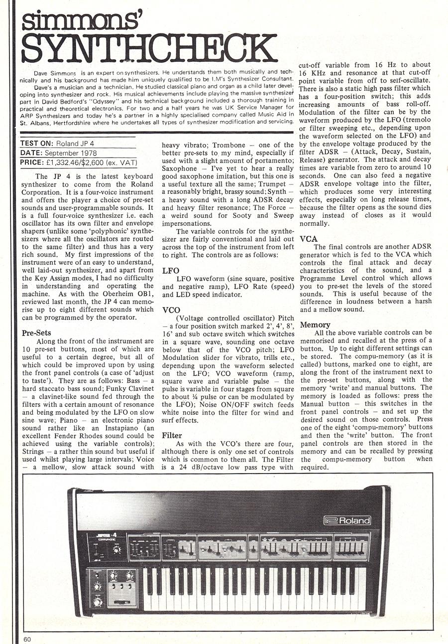 Jupiter4-Report-Oct1978