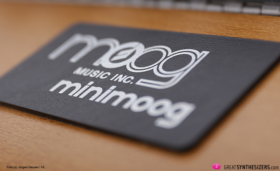 New-Minimoog-D-10