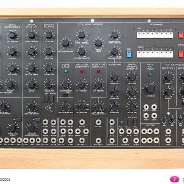Juergen Haible JH-3200 Synthesizer
