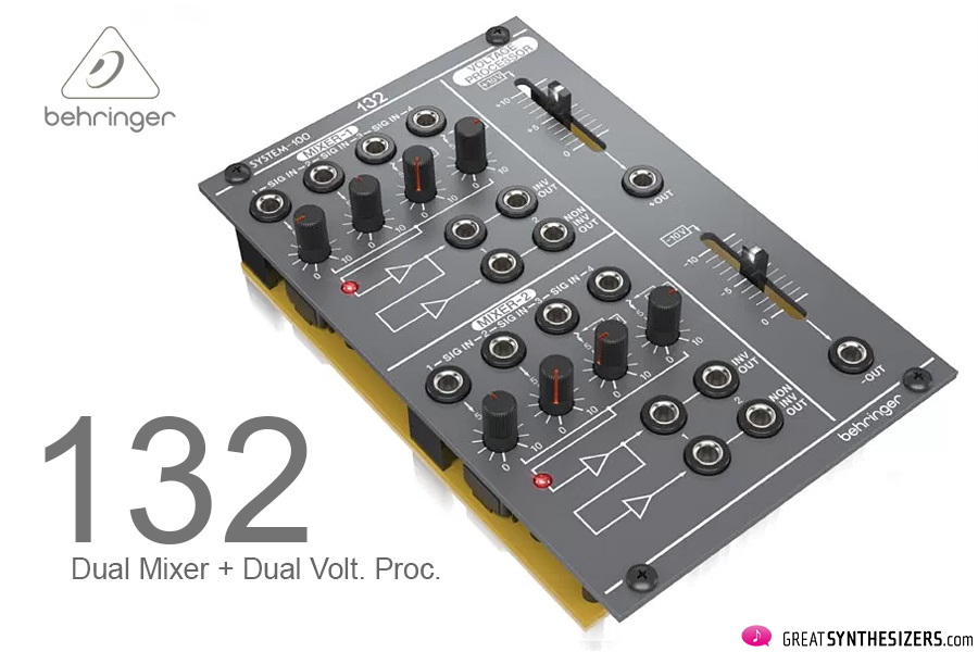 Behringer-System100M-DualMixer