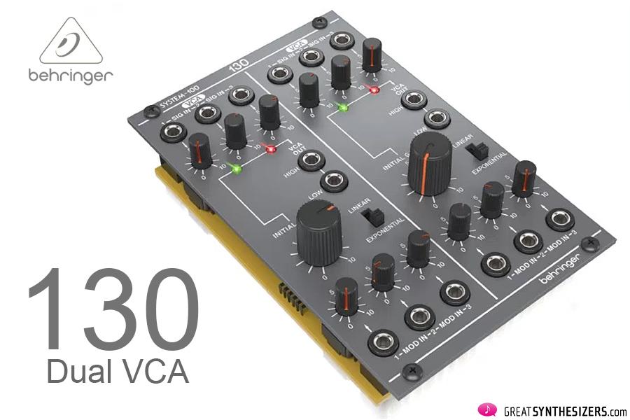 Behringer-System100M-DualVCA