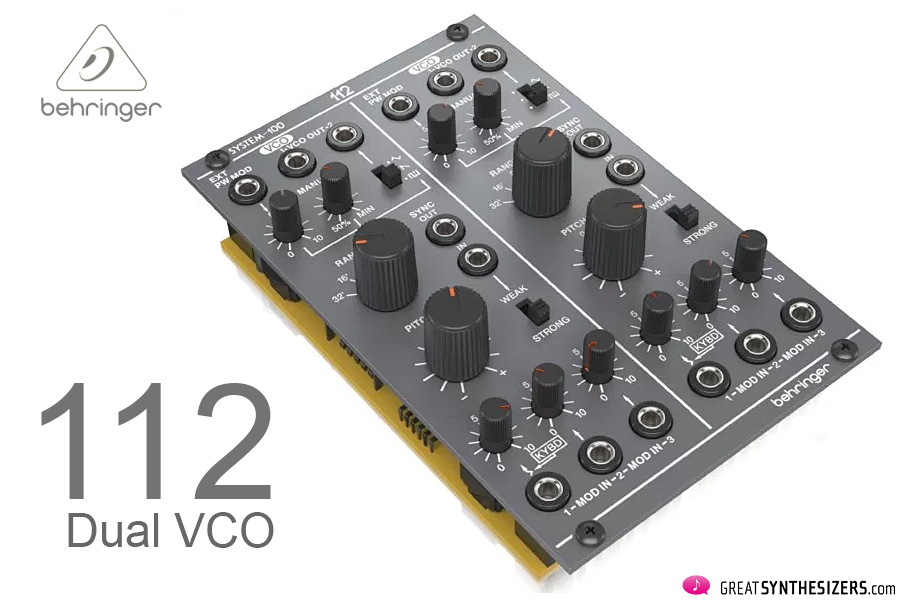 Behringer-System100M-DualVCO
