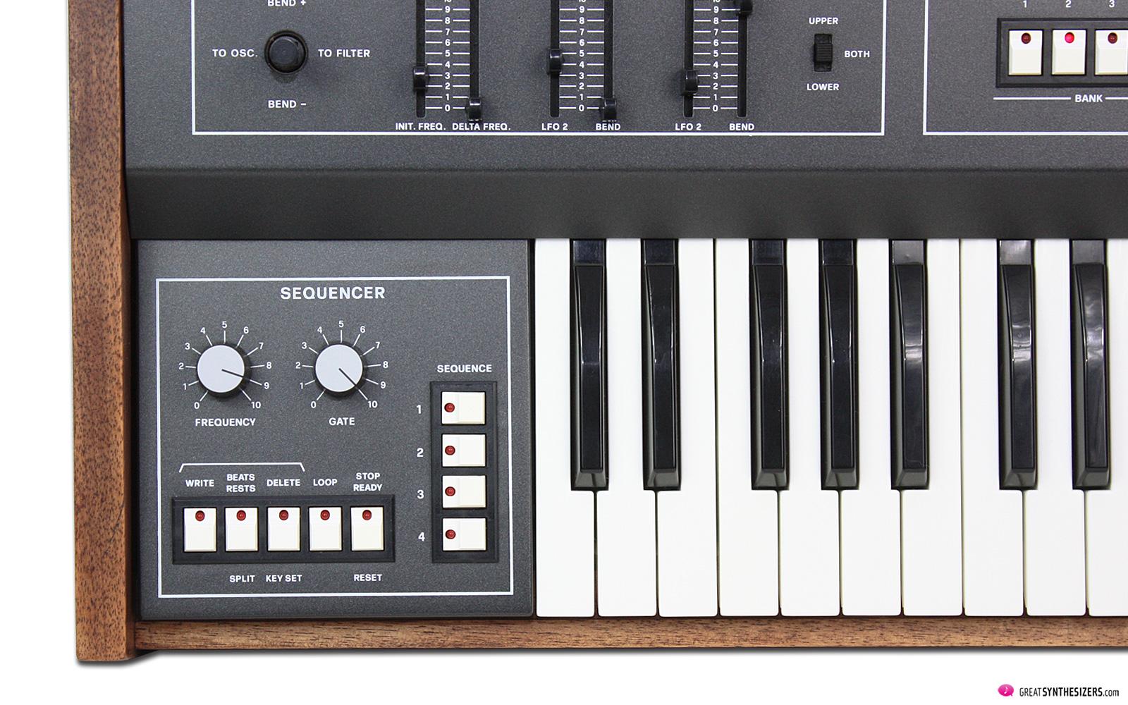 Elka Synthex Synthesizer