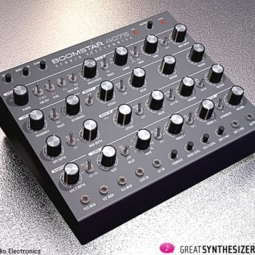Studio Electronics - Boomstar, classi ARP