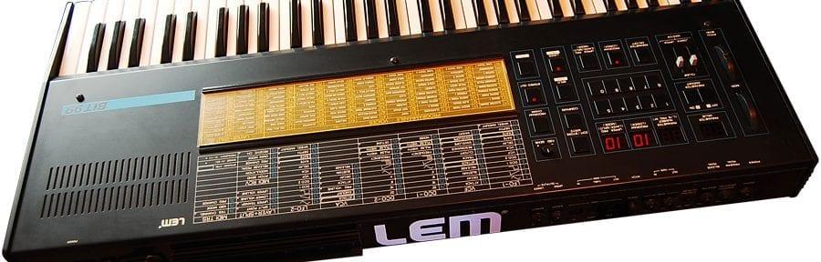 LEM Bit-99 Synthesizer