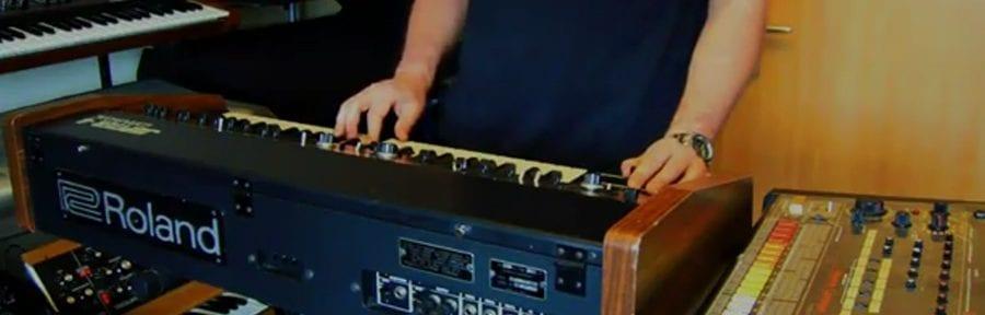 Retro Sound - Jupiter-4